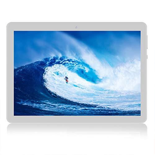 Tablet Android 7.0 Schermo da 10' Octa-Core RAM 4 GB Fotocamera WIFI GPS Due slot per schede SIM...