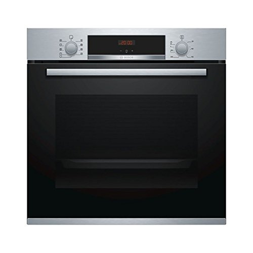 Bosch Serie 4 HBA512BR0 forno Forno elettrico 71 L 3400 W Nero, Acciaio inossidabile A