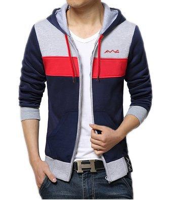 AWG - All Weather Gear Men's Cotton Sweatshirt (Multicolor, XL)