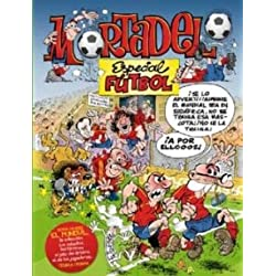 Especial Fútbol (Mundial 2010) (Números especiales Mortadelo y Filemón)