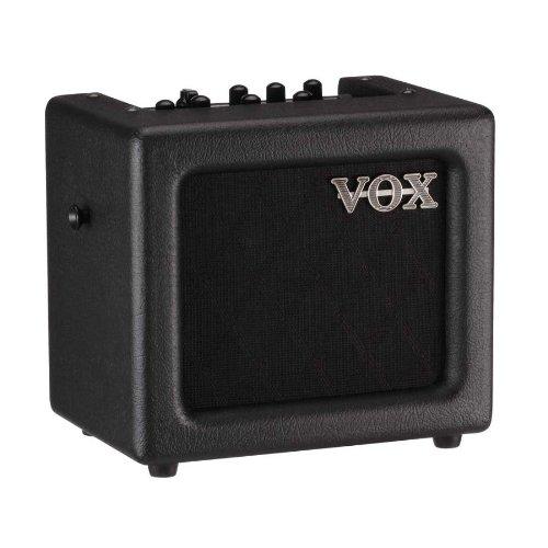 VOX Mini3 G2 Modeling Guitar Amp (Black)