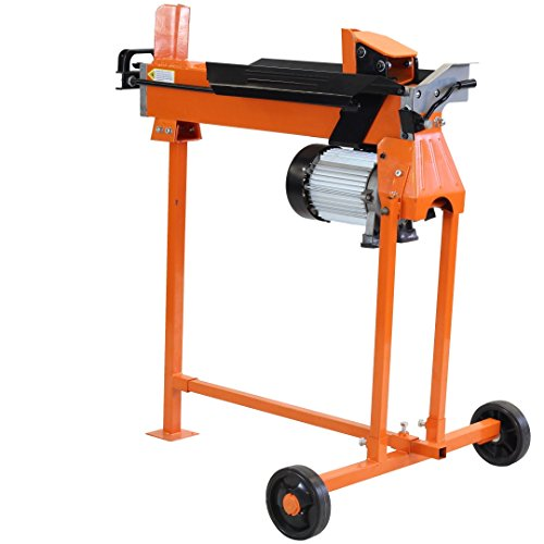 This model is also fitted with a ram stop, this means it does not have to do a full cycle every time you insert a log, this speeds up the process a splitting logs.