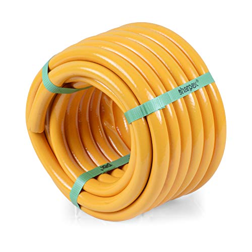Sharpex Hybrid Inner Braided Water Hose Pipe for Garden, Outdoor, Hotel and Backyard Hose Pipe - 10 MT