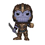 Funko- Pop Bobble: Avengers Endgame: Thanos Collectible Figure, Multicolore, Standard, 36672