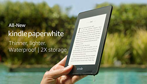 """All-New Kindle Paperwhite 4G LTE (10th gen) - 6"""" High Resolution Display with Built-in Light, 32GB, Waterproof, WiFi + Free 4G LTE 19"""