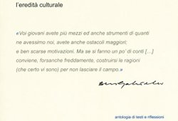 * Bruno Gabrielli. L'eredità culturale italiano libri