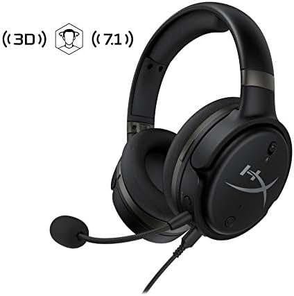 HyperX HX-HSCOS-GM/WW Cloud Orbit S - Waves Nx 3D Audio Gaming Kopfhörer mit Waves Nx Head-Tracking-Technologie