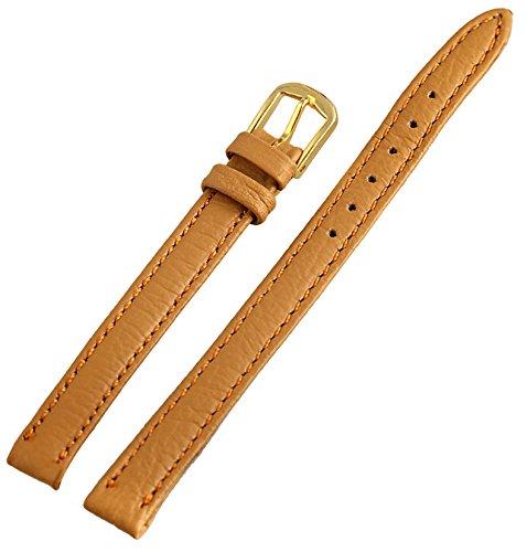 Cinturino per orologio di ricambio, in vera pelle 8 mm, 813275750008