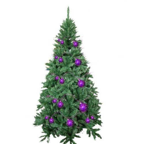 Alberto di Natale Verde Altezza H.240 - 2136 rami