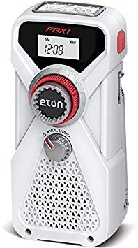 Eton Digital Weather Radio Audio & Video Component Receiver,White (NFRX1DWXW)