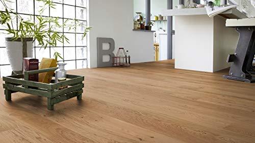 Tarkett Parquet Pure Rustikal legno di quercia Landhausdiele M2V Proteco olio di cera dura...