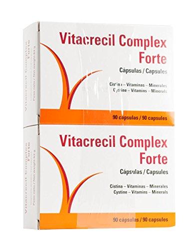 Laboratorios Viñas VITACRECIL COMPLEX FORTE180 CAPS