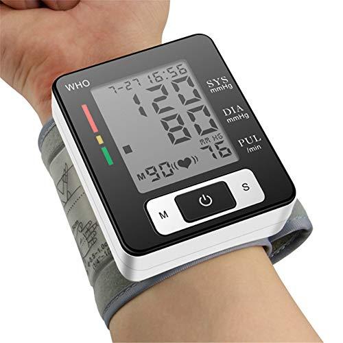Kitrack Polso Blood Pressure Monitor Misura Automatica Portatile per Uso Domestico