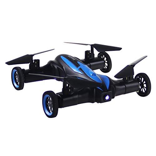 Land e aria quattro assi aeromobili Incasso sei giroscopio Drone telecomando acceleratore X21 RC...