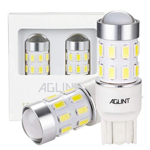 AGLINT T20 LED Lampadine W21W 7443 7440 12V 24V Auto Invertendo La Luce Girare Segnale Freno...