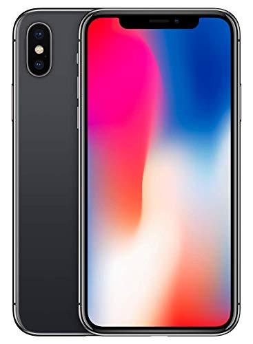 Apple iPhone X (de 64GB) - Gris espacial
