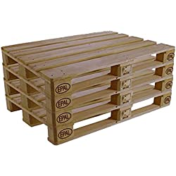 Bancali epal pedane pedana pallet bancale usate seminuove 80x120 H 15 cm in legno