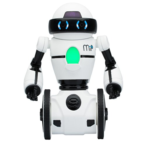 41YHc8QpEsL - Wow Wee Robot MiP Blanco, Color (WowWee 0821)