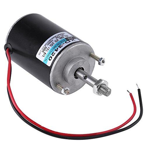 Motor de Alta Velocidad Constante de 12/24 V 30W CW/CCW del imán Permanente para el generador de DIY(12V)