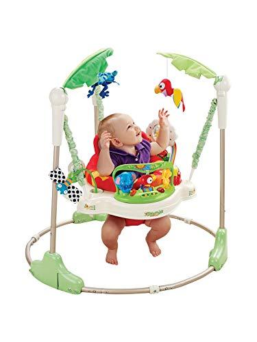 Knick Knack's Multifunctional Baby Jumperoo Rainforest