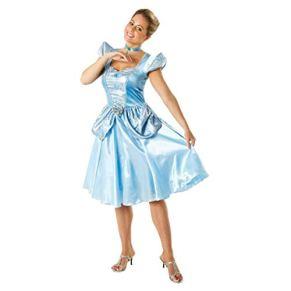 Disney Generique Disfraz de Cenicienta para mujer