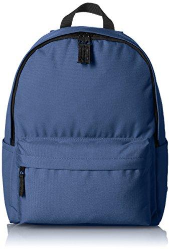 AmazonBasics ZH1508073, Zaino classico , Blu marino, 21 liters,