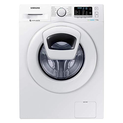 Samsung WW70K5410WW/ET Lavatrice AddWash, 7 kg, 1400 RPM, Bianco
