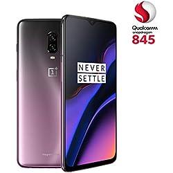 OnePlus 6T - Smartphone 8GB+128GB, color morado (thunder purple)