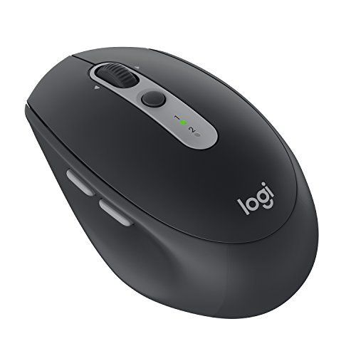 Logitech M590 Multi-Device Silent Mouse Wireless, Nero