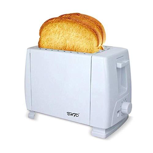 KIJUH Toaster 2 Slice Warming Rack in Acciaio Inox Spazzolato per tostapane Pane per Colazione