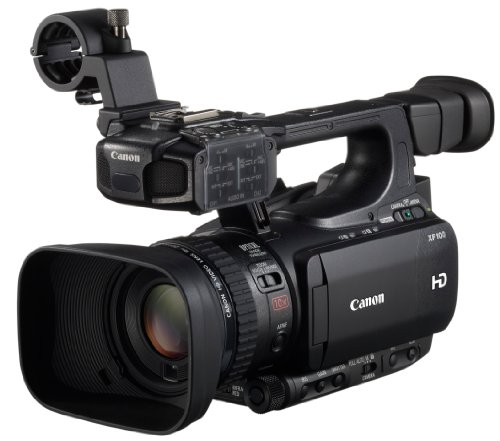 Canon XF100 Videocamera, Sensore 2.07 MP, CMOS, 25.4/3 mm, Zoom Ottico 10x