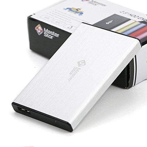 (MasterStor 2 anni di garanzia)-unità disco rigido esterno USB 3.0 super-veloce 2,5 pollici SATA...