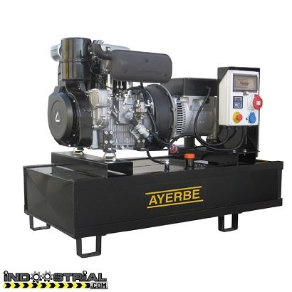 Ayerbe ayerbe 1500 diesel - Generador ay-1500-6 lombardini aire estandar