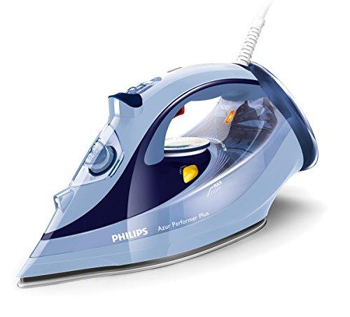 Philips GC4526/20 Azur Performer Plus Ferro a Vapore, Tecnologia Auto Steam Control, Colpo Vapore...