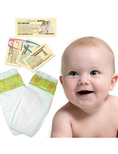 Beaming Baby Pacchetto Campione Pannolinos Mini (Taglia 1) 2pk