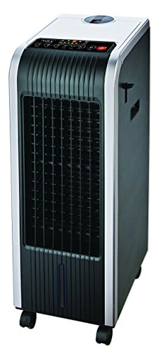 Climatizzatore di aria calda e fredda, multifunzione, digitale, 5 in 1