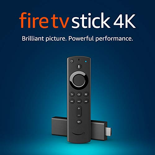 Amazon Fire TV Stick 4K Ultra HD with Alexa Voice Remote | streaming media player 5  Amazon Fire TV Stick 4K Ultra HD with Alexa Voice Remote | streaming media player 41ZLuu6Ak3L