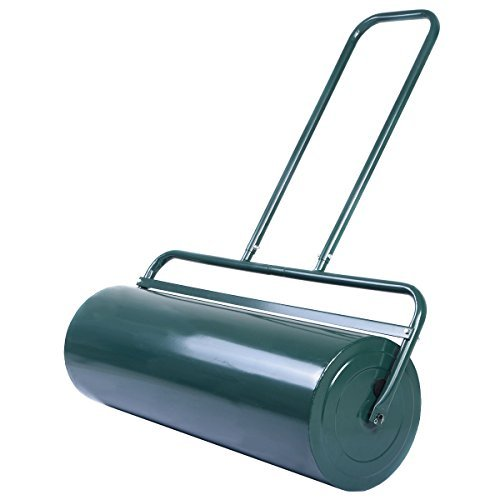 The COSTWAY Garden Grass Roller should be our 'runner-up' model as its much wider than most other models and would be a great fit for larger lawns.