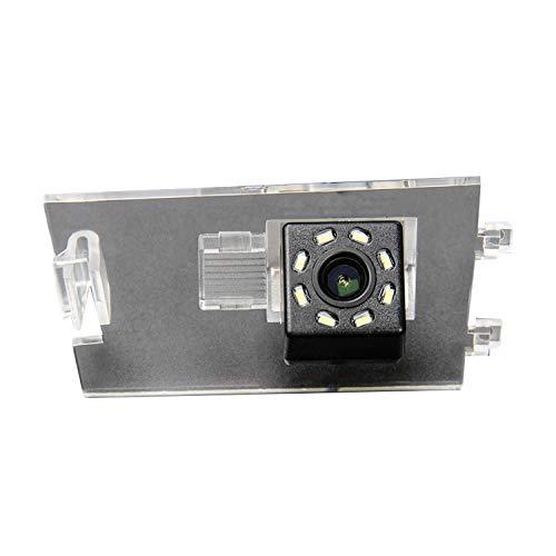Telecamera posteriore HD 720p, telecamera di retromarcia per targa di parcheggio, impermeabile, per Jeep Compass 2011/2012/2013/2014 Patriot 2011/2012/2013/2014