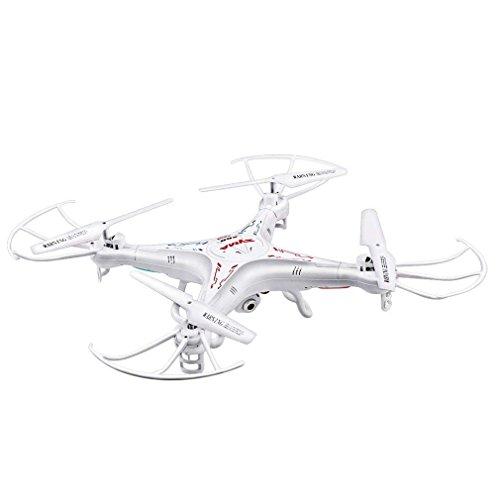 SYMA X5C-1 Explorers Drone con Telecamera HD 2.0MP Quadricottero RC Senza Testa Flip 3D 2.4G 4CH 6...