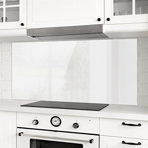 Pannello Cucina Paraschizzi.Paraschizzi In Vetro Bianco Polare Panoramico Paraschizzi Cucina Pannello Paraschizzi Cucina Paraspruzzi Per Piano Cottura Pannello Per Parete