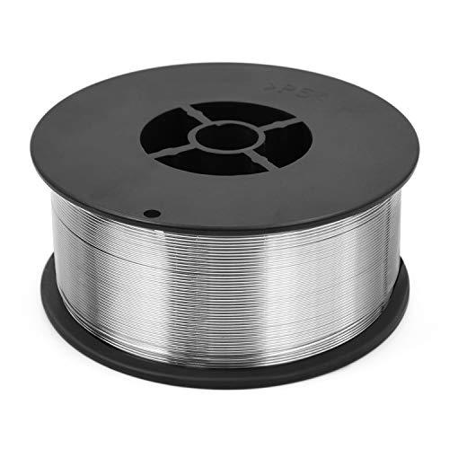 HITBOX E71T-GS Flux Cored Wire 2.2lb 0.03in Self Shielded Galess Mild Steel MIG Welding Wire Spool
