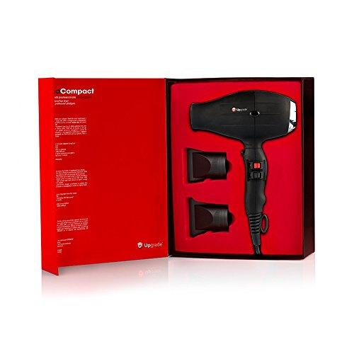 UPGRADE ALPHA COMPACT phon asciugacapelli compatto, potente e silenzioso 2000W