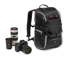 Manfrotto MB MA-BP-TRV - Mochila de viaje con sistema de protección para cámara de fotos