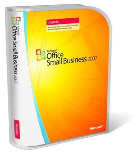 Microsoft Office 2007 Small Business Edition (Upgrade) (PC) [import anglais]