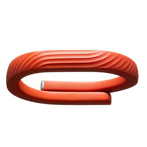 Jawbone UP24 - Pulsera para seguimiento de actividad (Bluetooth 4.0, compatible iOS y Android, talla M)- Naranja