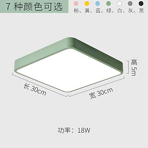 Camera da letto lampada da balcone lampada soggiorno creativo lampada led 30cm grigio - luce calda