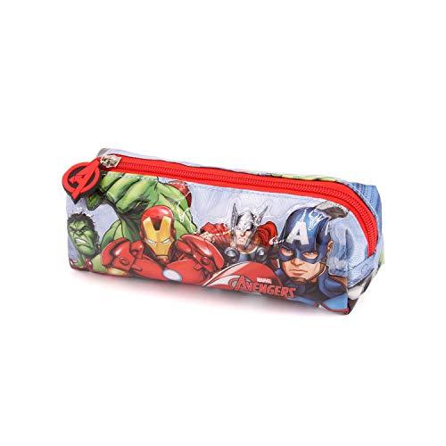 Karactermania The Avengers Force-Quadrat Federmäppchen Astuccio, 22 cm, Multicolore (Multicolour)