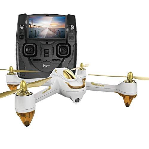 Hubsan H501S X4 Brushless 5.8G FPV Drone avec 1080 HD Caméra GPS RC Quadcopter RTF avec Mode sans Tête Une-clé Retour Maintien d'Altitude Fo... 22