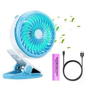 SR Global Economic Mini Battery Operated Clip Toy Fan,Small Portable Fan Powered by Rechargeable Battery or USB Desk Personal Fan for Kids, Small Model 87341 2  SR Global Economic Mini Battery Operated Clip Toy Fan,Small Portable Fan Powered by Rechargeable Battery or USB Desk Personal Fan for Kids, Small Model 87341 41ZwmZxB64L